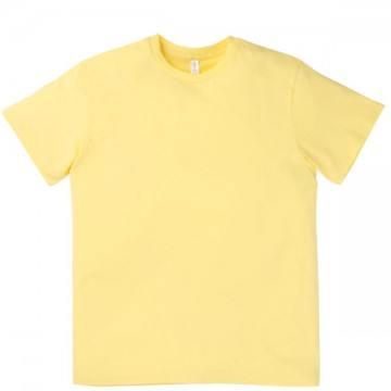 ユーロTシャツ3.8oz20.ライトイエロー