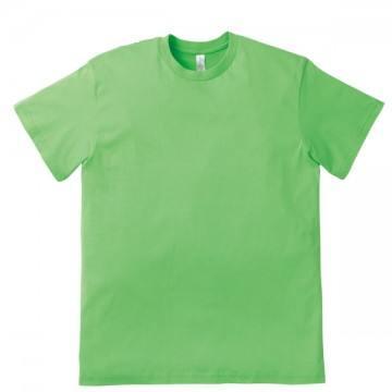 ユーロTシャツ3.8oz21.ライトグリーン