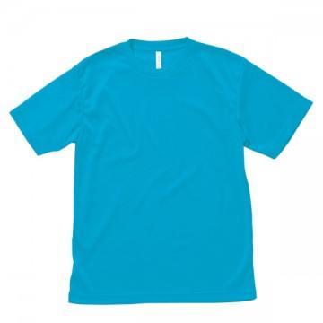 ライトドライTシャツ26.ターコイズ