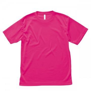 ライトドライTシャツ29.ショッキングピンク