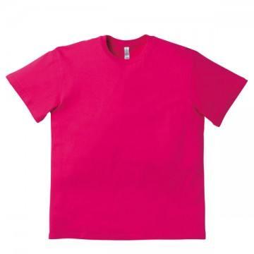 ユーロTシャツ3.8oz29.ショッキングピンク