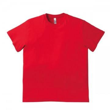 ユーロTシャツ3.8oz3.レッド