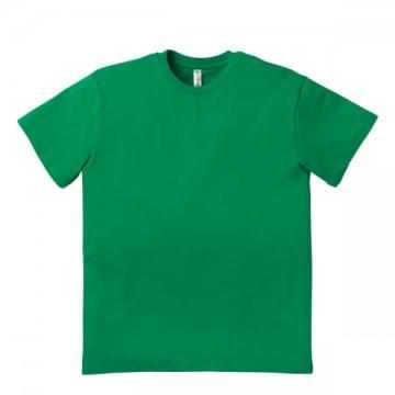 ユーロTシャツ3.8oz34.グリーン