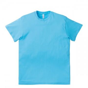 ユーロTシャツ3.8oz36.シーブルー