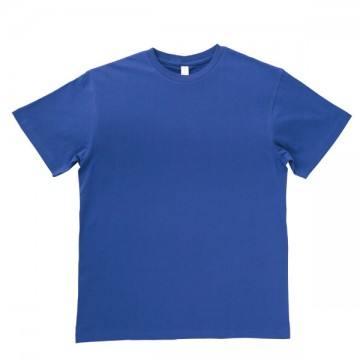 ユーロTシャツ3.8oz37.ミッドブルー