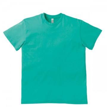ユーロTシャツ3.8oz64.エメラルドグリーン