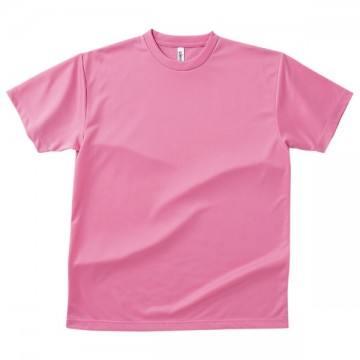 ドライTシャツ011.ピンク