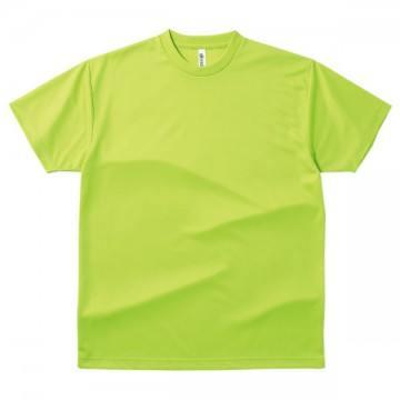 ドライTシャツ024.ライトグリーン