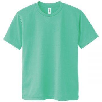 ドライTシャツ026.ミントグリーン