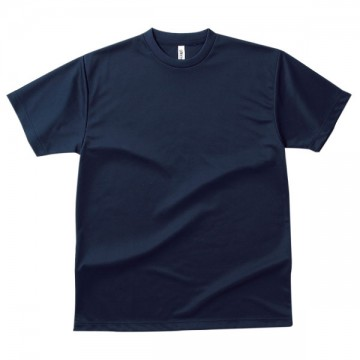 ドライTシャツ031.ネイビー