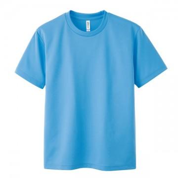 ドライTシャツ033.サックス