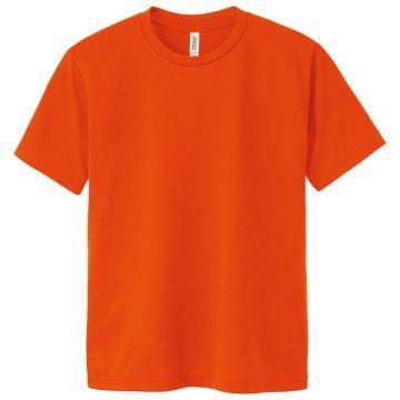 ドライTシャツ038.サンセットオレンジ
