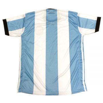 サッカーシャツ44.アルゼンチンBack