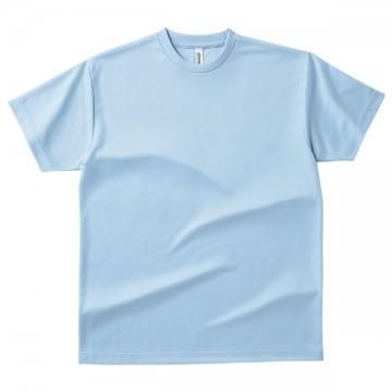 ドライTシャツ133.ライトブルー