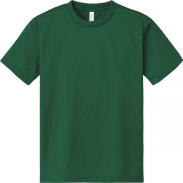 ドライTシャツ138.アイビーグリーン
