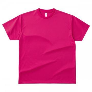 ドライTシャツ146.ホットピンク