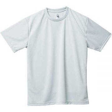 ドライTシャツ153.シルバーグレー