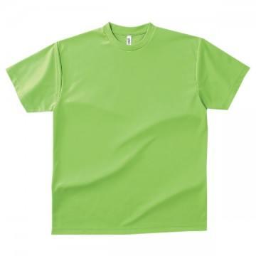 ドライTシャツ155.ライム