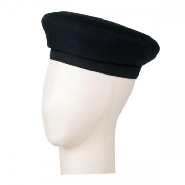 ベレー帽16.ブラック