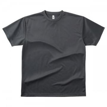 ドライTシャツ187.ダークグレー