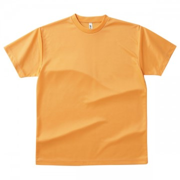 ドライTシャツ189.ライトオレンジ