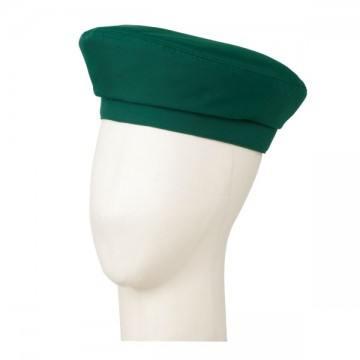 ベレー帽4.グリーン
