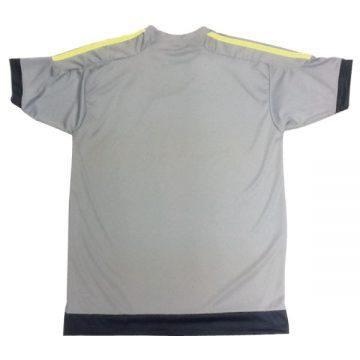 レプリカサッカーTシャツ 14.レアルマドリード4Back