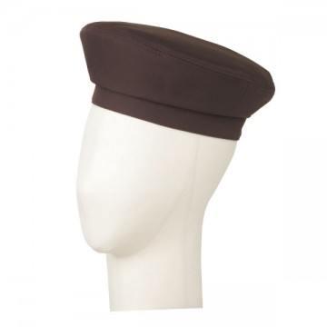 ベレー帽5.ブラウン