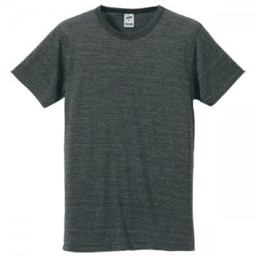 トライブレンドTシャツ598.ヘザーチャコール