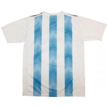 レプリカサッカーTシャツ 38.アルゼンチンBack