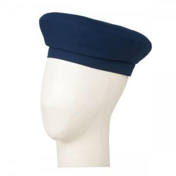 ベレー帽8.ネイビー