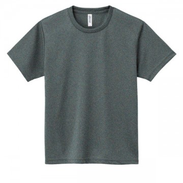 ドライTシャツ901.ミックスグレー