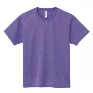 ドライTシャツ905.ミックスパープル