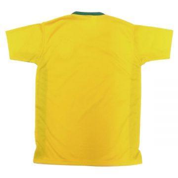 サッカーシャツ37.ブラジルBack