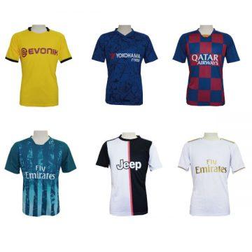 サッカーTシャツA