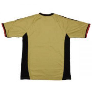 レプリカサッカーTシャツ 3.ACミラン3Back