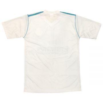 レプリカサッカーTシャツ 17.レアルマドリード③Back