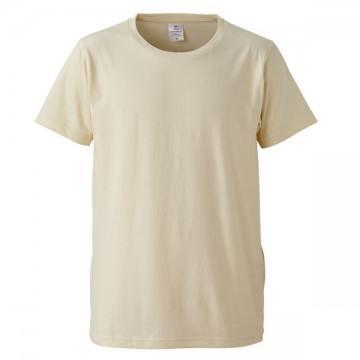4.7オンスファインジャージーTシャツ019.ナチュラル