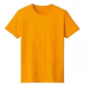 4.6オンスファインフィットTシャツ077.ゴールドイエロー