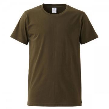 4.7オンスファインジャージーTシャツ101.OD