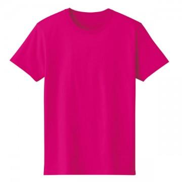 4.6オンスファインフィットTシャツ146.ホットピンク