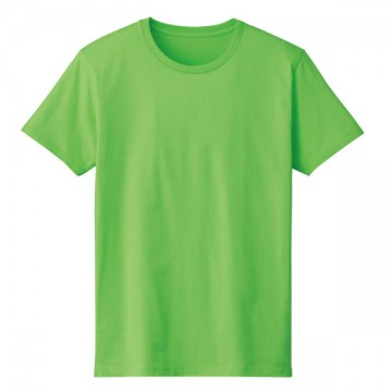4.6オンスファインフィットTシャツ155.ライム