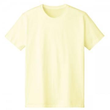 4.6オンスファインフィットTシャツ431.シャーベットイエロー