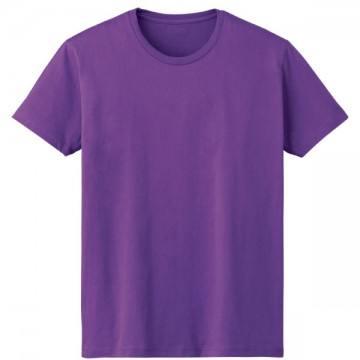 4.6オンスファインフィットTシャツ481.バイオレッド