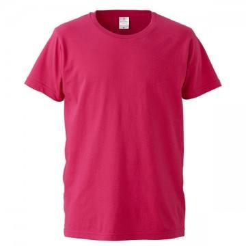4.7オンスファインジャージーTシャツ511.トロピカルピンク