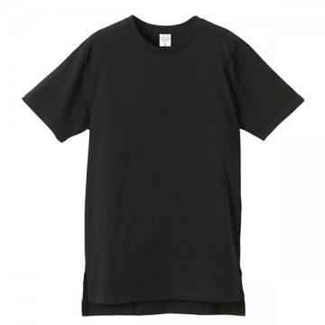 5.6オンスロングレングスTシャツ5009002.ブラック