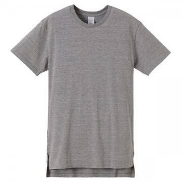 5.6オンスロングレングスTシャツ5009006.ミックスグレー