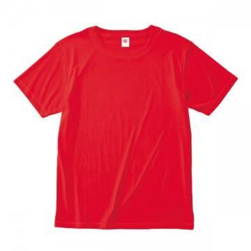 ハイブリットTシャツ3.レッド