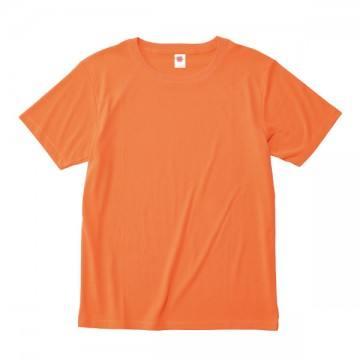 ハイブリットTシャツ43.ネオンオレンジ