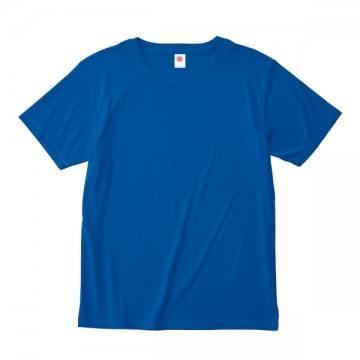 ハイブリットTシャツ7.ロイヤルブルー